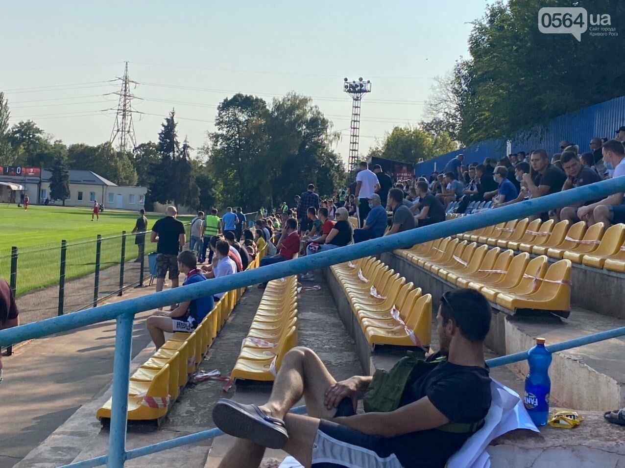 В Кривом Роге начался матч между ФК «Кривбасс» и ФК «Таврия»,  - ФОТО, ВИДЕО, фото-11