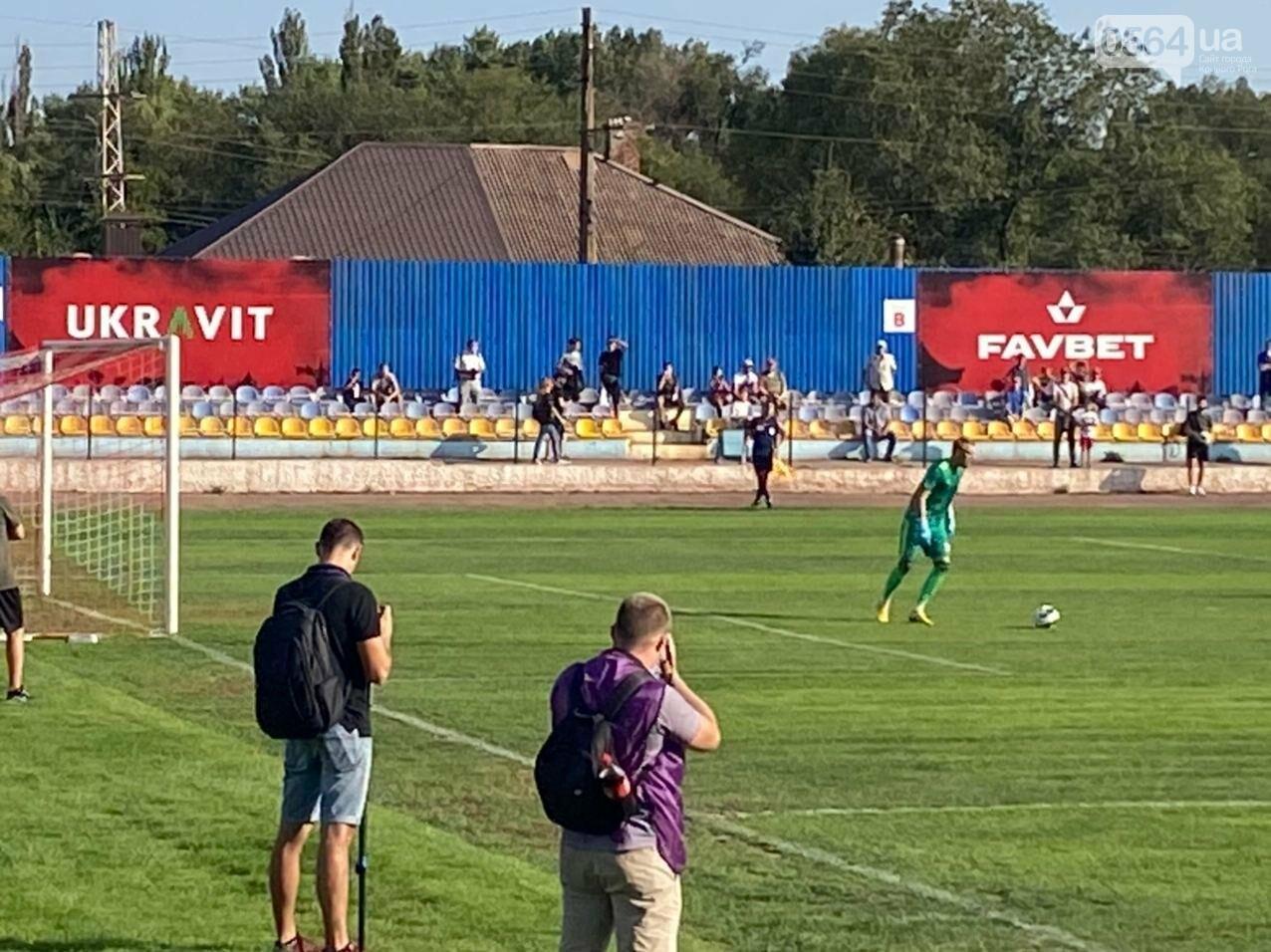 В Кривом Роге начался матч между ФК «Кривбасс» и ФК «Таврия»,  - ФОТО, ВИДЕО, фото-4