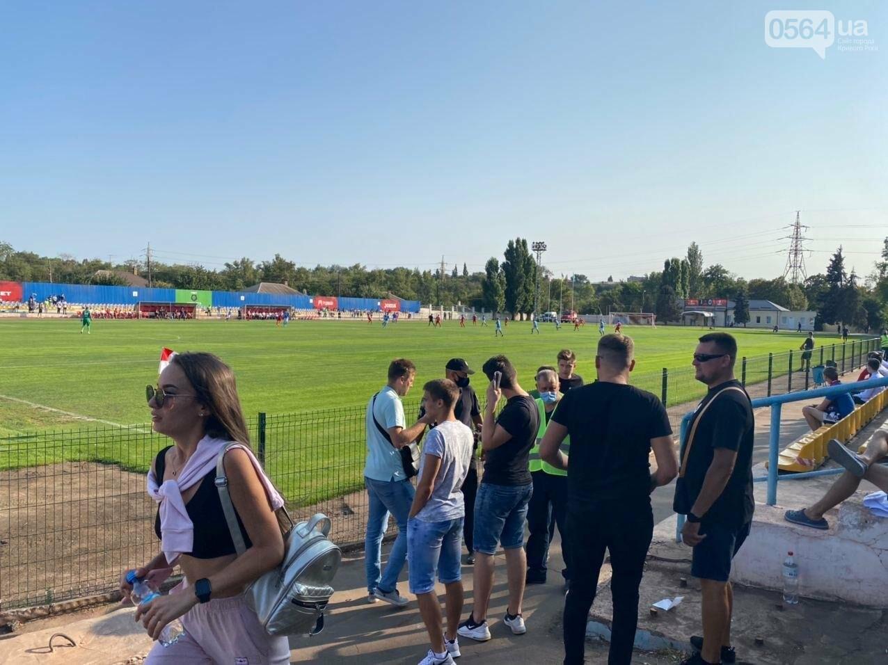 В Кривом Роге начался матч между ФК «Кривбасс» и ФК «Таврия»,  - ФОТО, ВИДЕО, фото-7