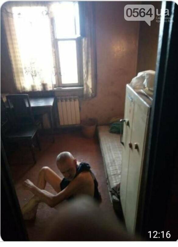 Одиноким криворожским пенсионером, который после инсульта 4 дня лежал парализованный на полу, занялись соцслужбы, фото-2
