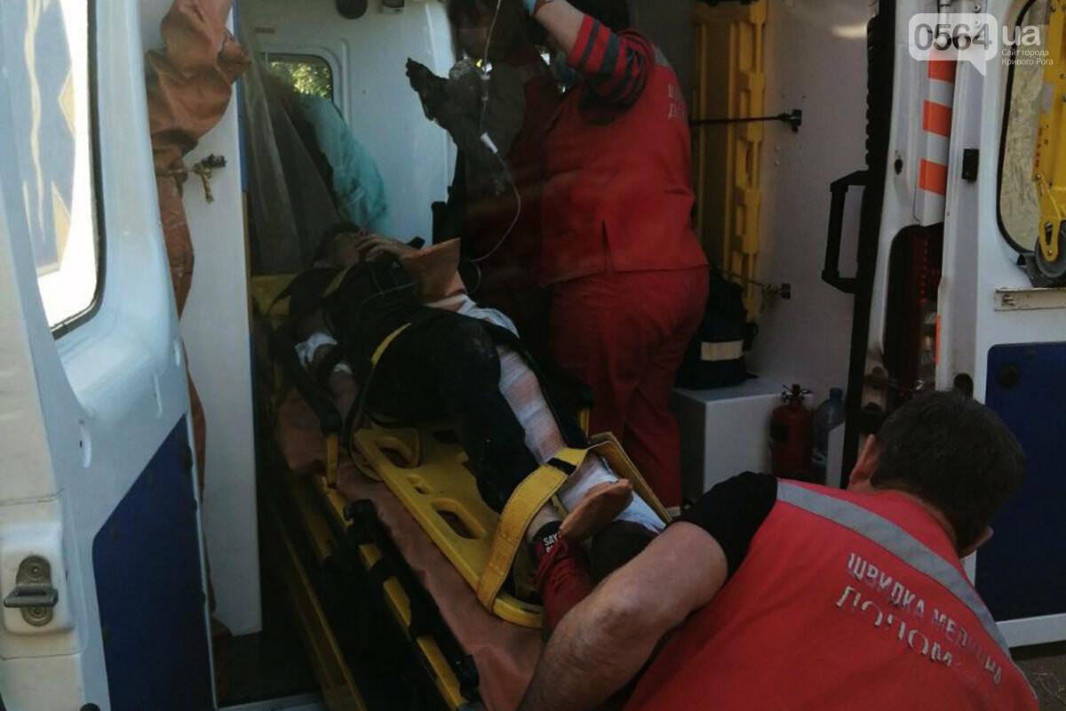В Кривом Роге подросток упал в подвал заброшенной шахты, - ФОТО, фото-4