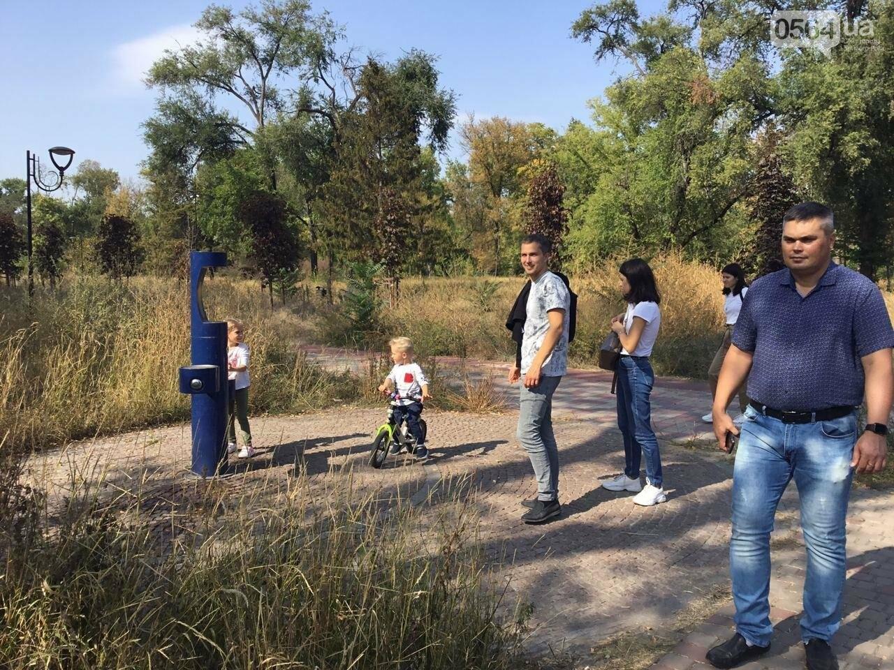"""""""Политика и бесхозяйственность"""", - криворожане поделились мнениями о Гданцевском парке, - ФОТО, ВИДЕО, фото-62"""