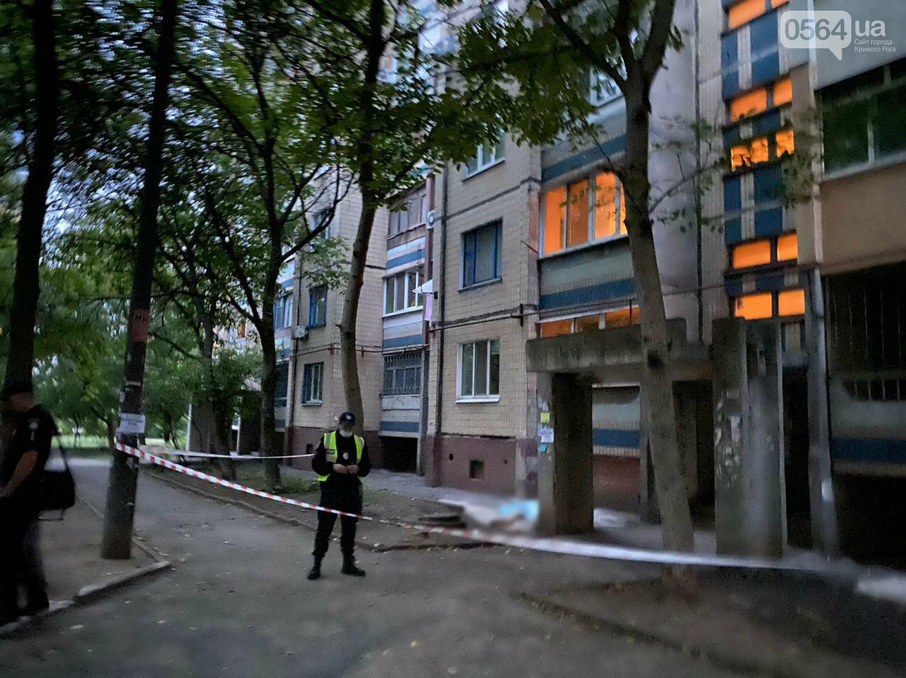 В Кривом Роге погиб мужчина, упавший с 5 этажа жилого дома, - ФОТО 18+, фото-3