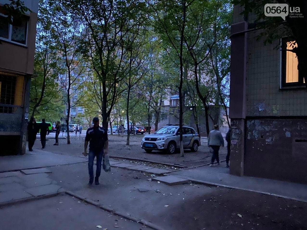 В Кривом Роге погиб мужчина, упавший с 5 этажа жилого дома, - ФОТО 18+, фото-4