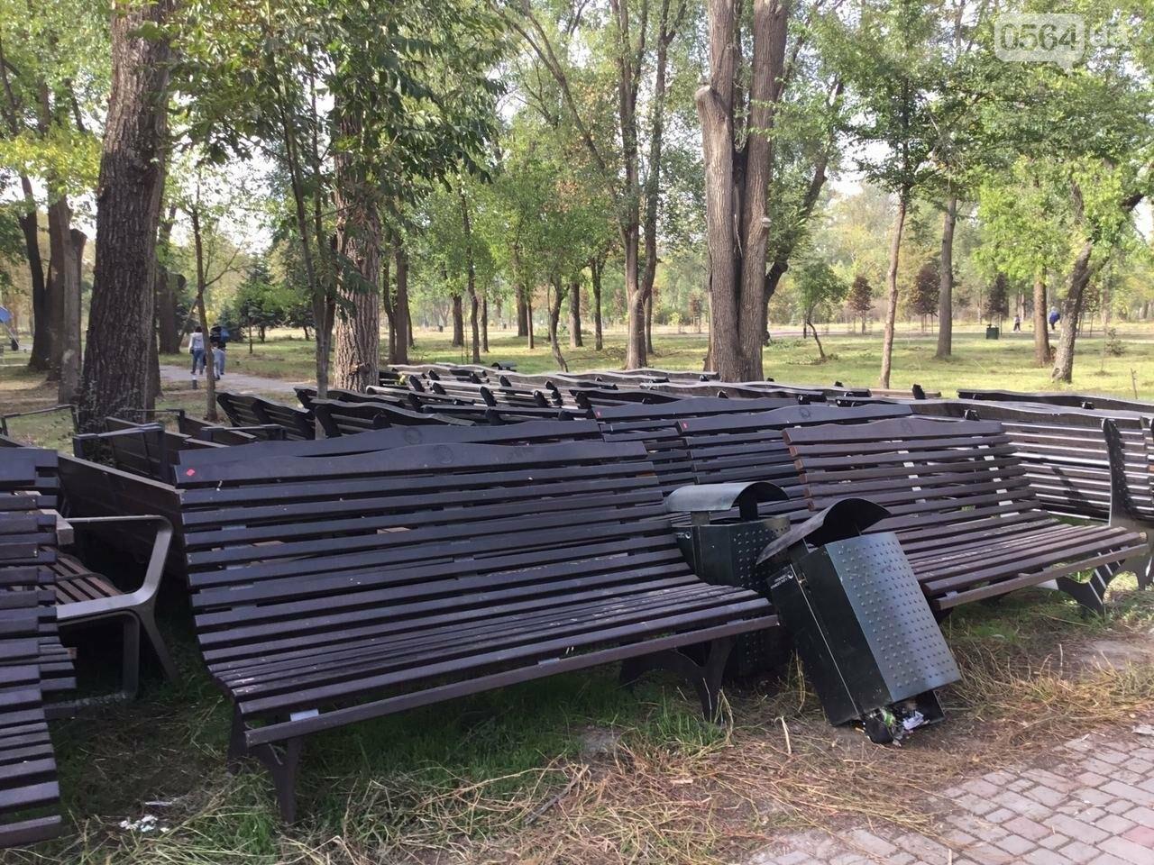 В Гданцевском парке наводят порядок. Как выглядит парк после покоса амброзии, - ФОТО, ВИДЕО, фото-52