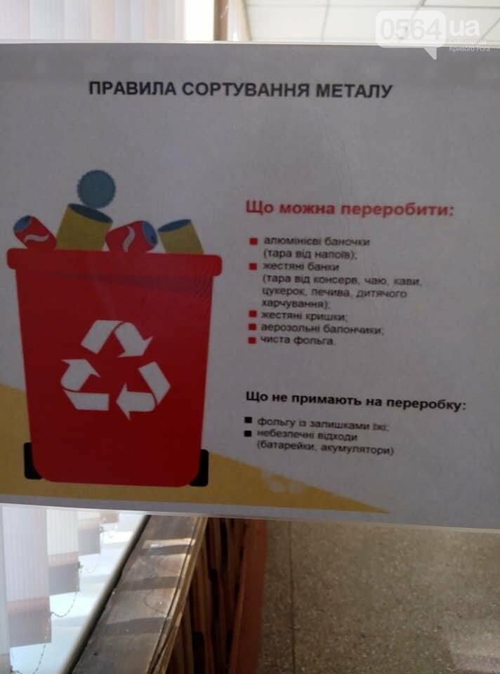 В 171 учебном учреждении Кривого Рога установили баки для раздельного сбора мусора, фото-7