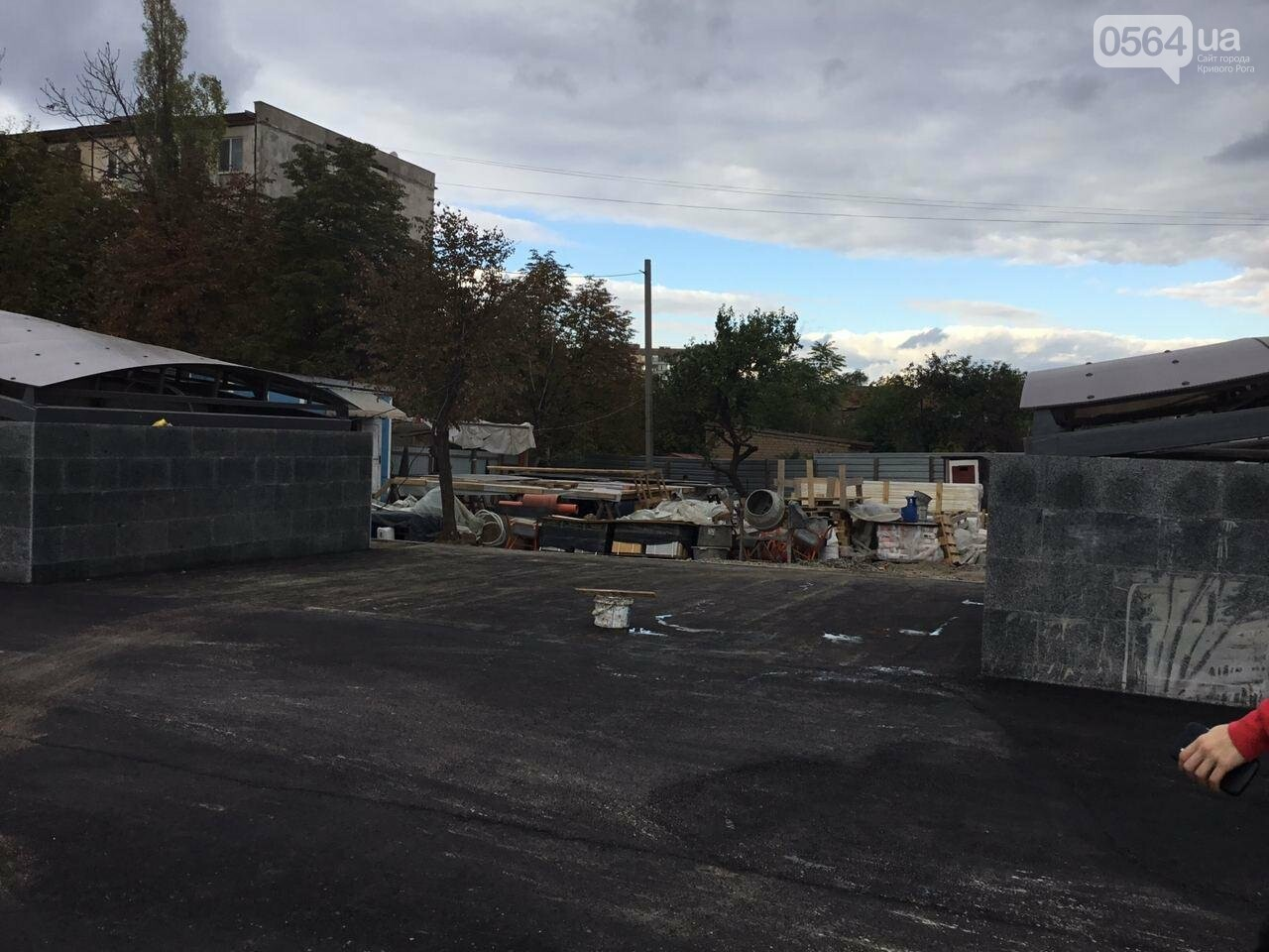 Как сегодня выглядит пешеходный переход на улице Лермонтова в Кривом Роге, - ФОТО, ВИДЕО, фото-8
