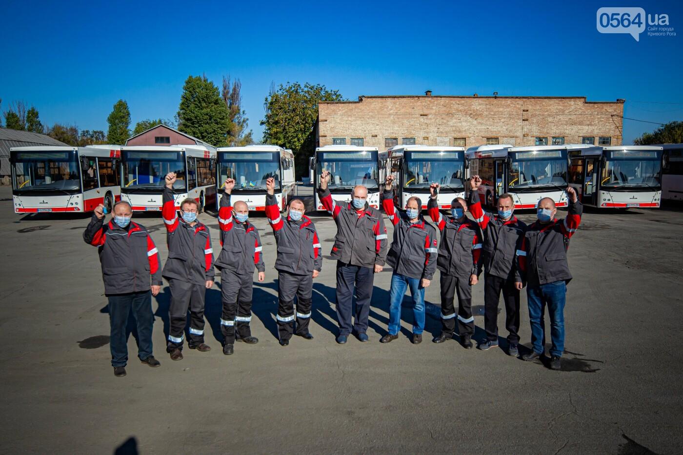 На СевГОКе обновили автопарк пассажирского транспорта для комфортной и безопасной перевозки сотрудников , фото-5