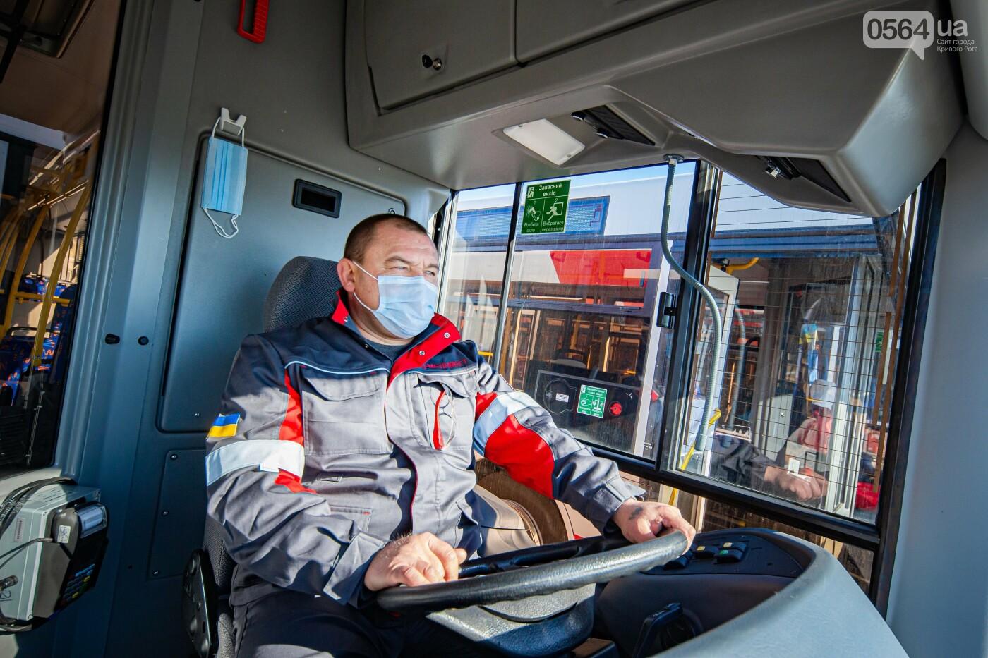 На СевГОКе обновили автопарк пассажирского транспорта для комфортной и безопасной перевозки сотрудников , фото-4