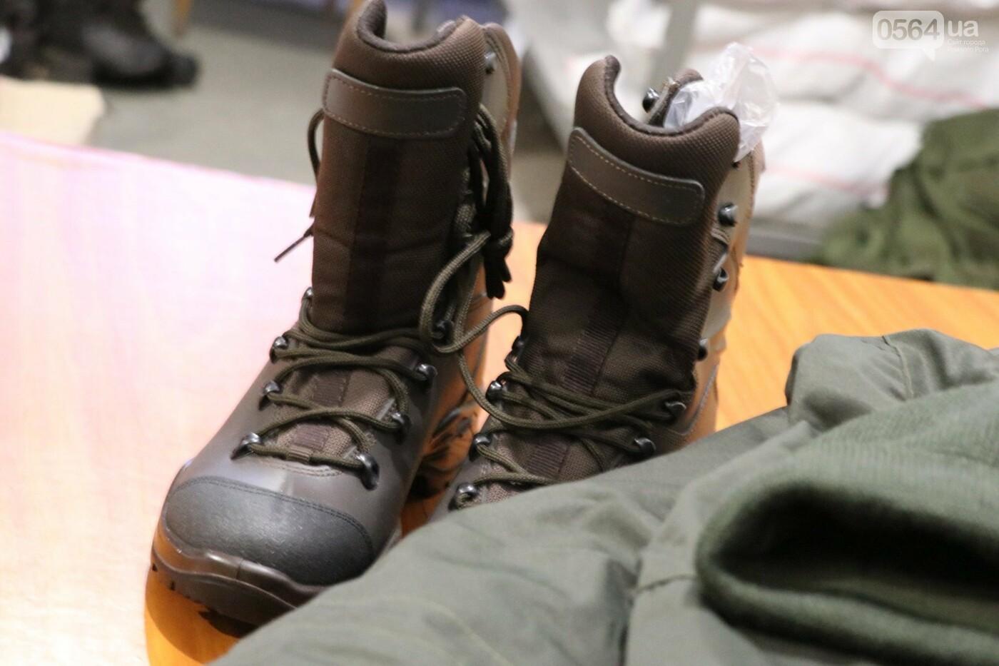 В Кривой Рог прибыли молодые бойцы из Черкасской области, - ФОТО , фото-8
