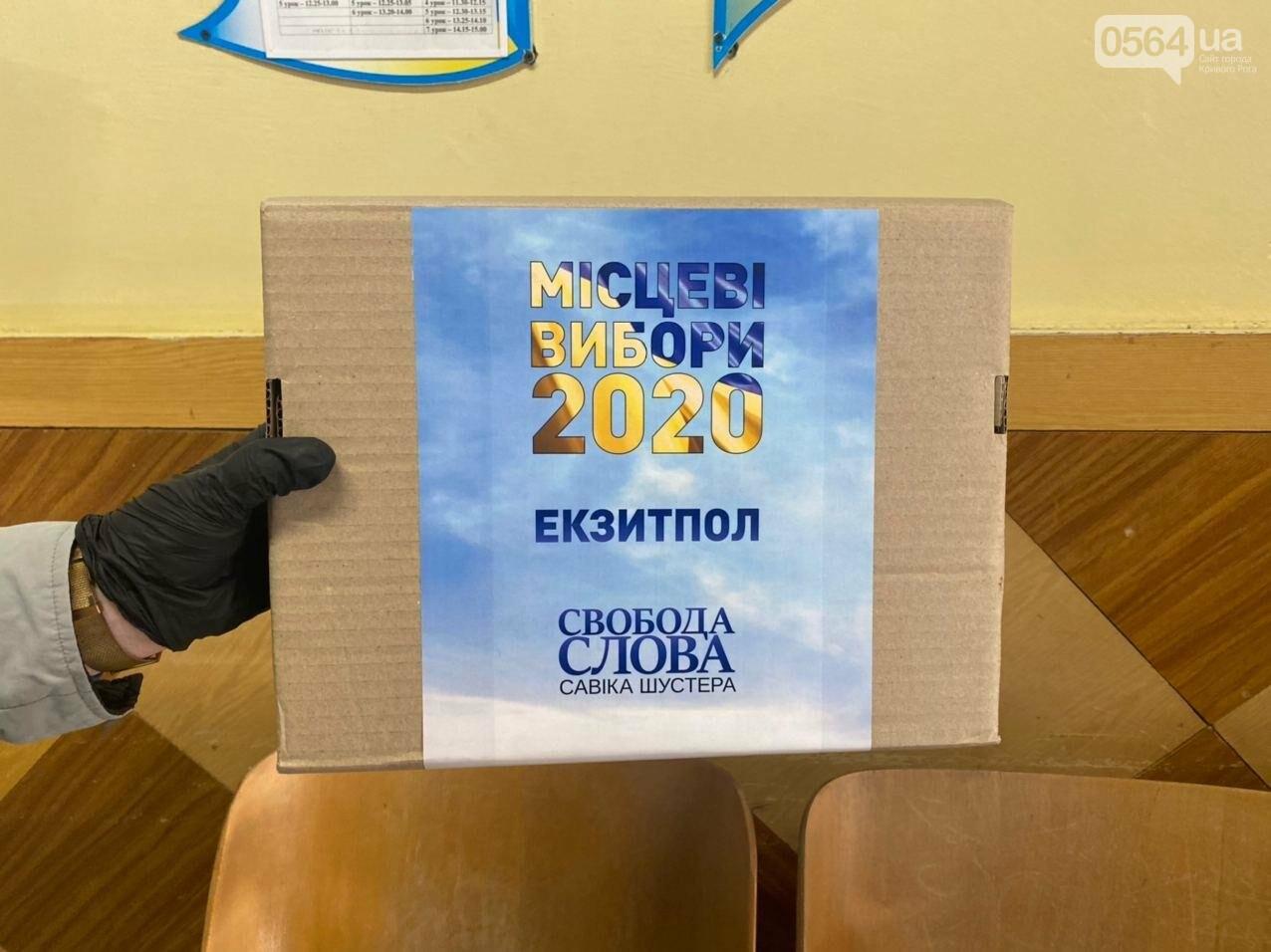 В Кривом Роге избиратель хотел проголосовать раньше времени, - ФОТО, ВИДЕО , фото-7