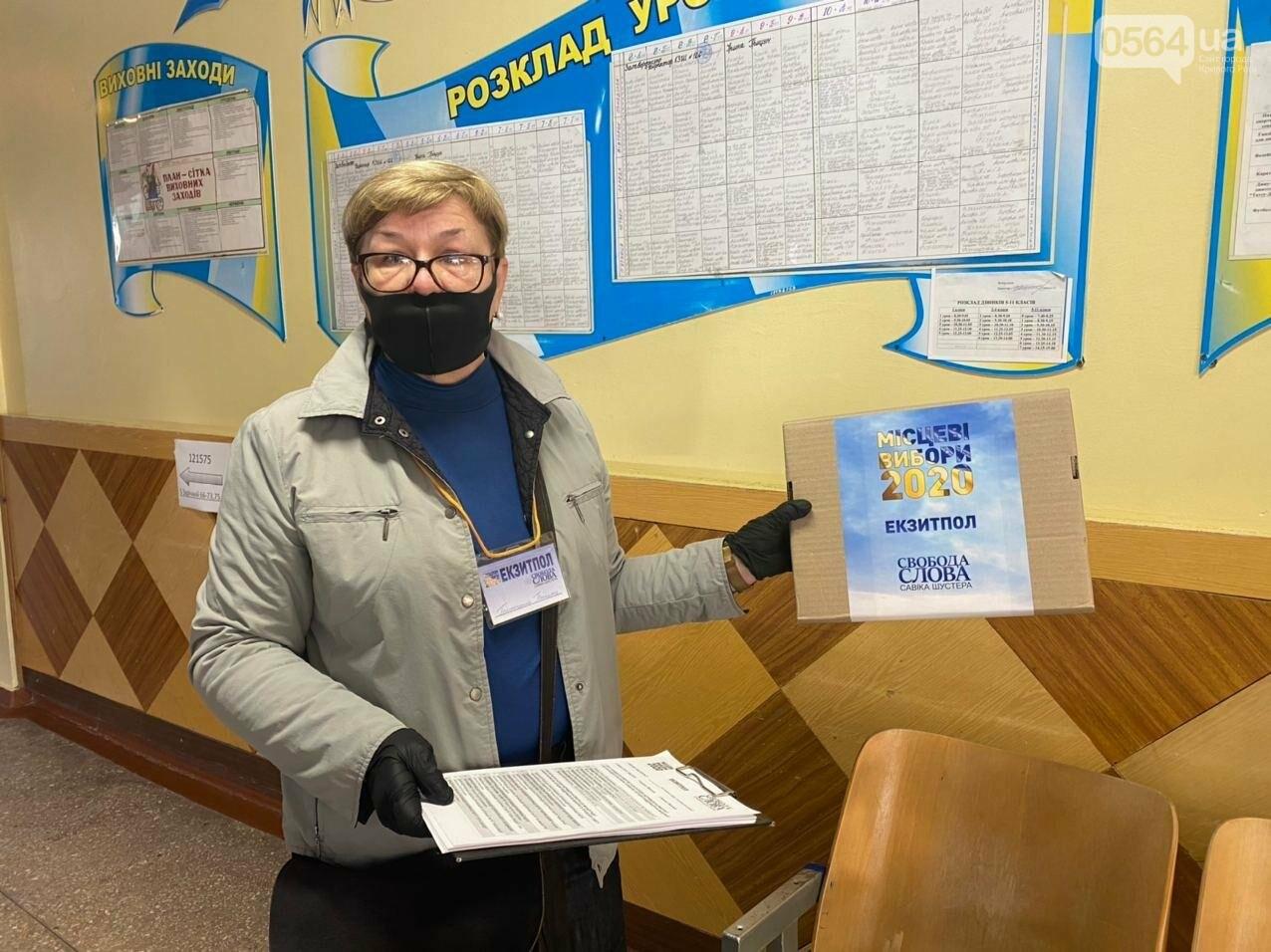 В Кривом Роге избиратель хотел проголосовать раньше времени, - ФОТО, ВИДЕО , фото-8