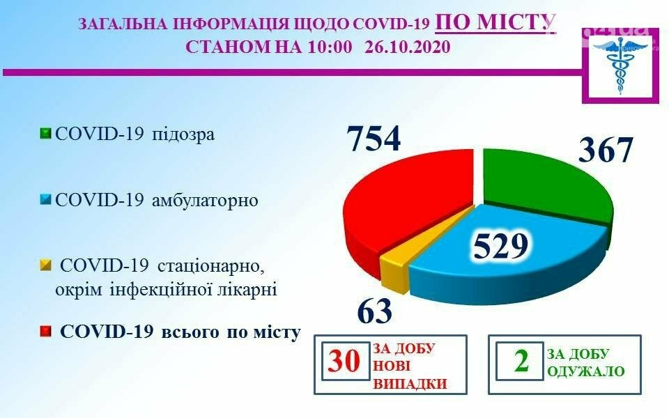 В Кривом Роге 529 человек лечат Covid-19 дома , фото-1