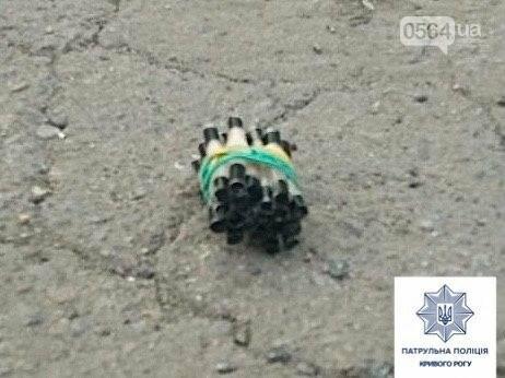 Криворожанин, нарушивший ПДД, разбрасывал по дороге наркотики, - ФОТО, фото-1
