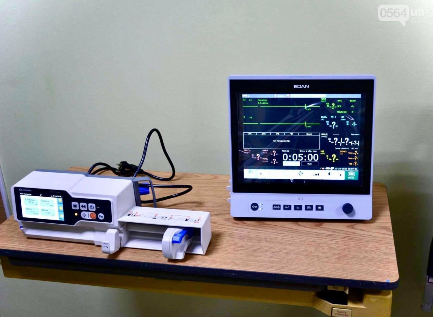 Компанія Метінвест придбала медичне обладнання для Петрівської лікарні, фото-1