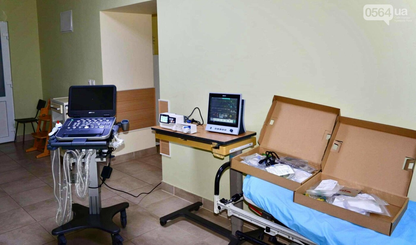 Компанія Метінвест придбала медичне обладнання для Петрівської лікарні, фото-4