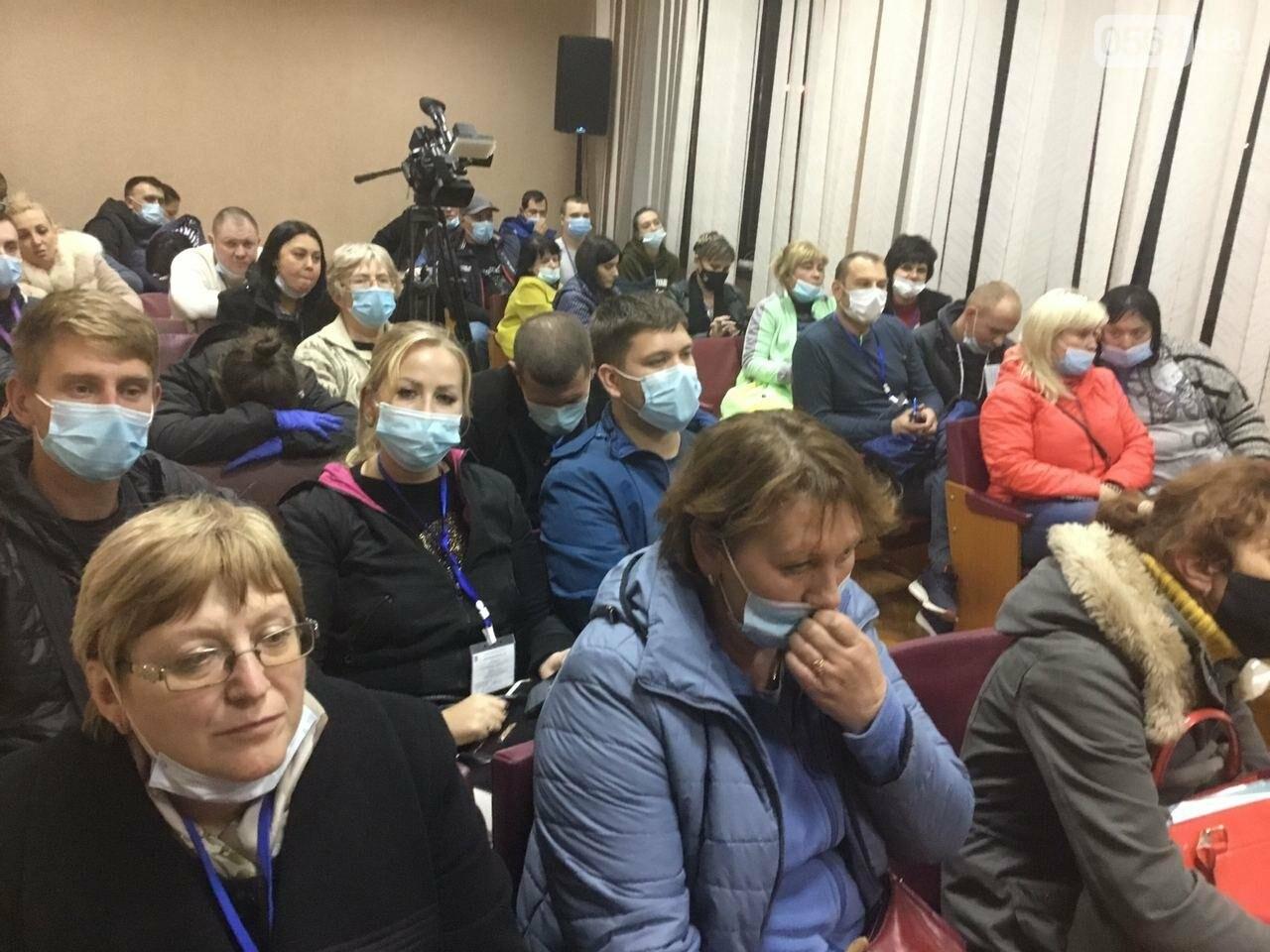 Криворожская городская избирательная комиссия приняла протоколы от более 25% УИК, - ФОТО, фото-2