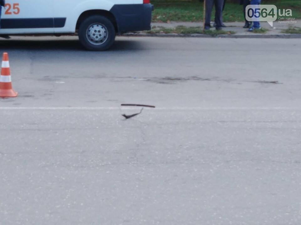 В Кривом Роге Nissan сбил двоих детей на пешеходном переходе, - ФОТО, ВИДЕО , фото-5