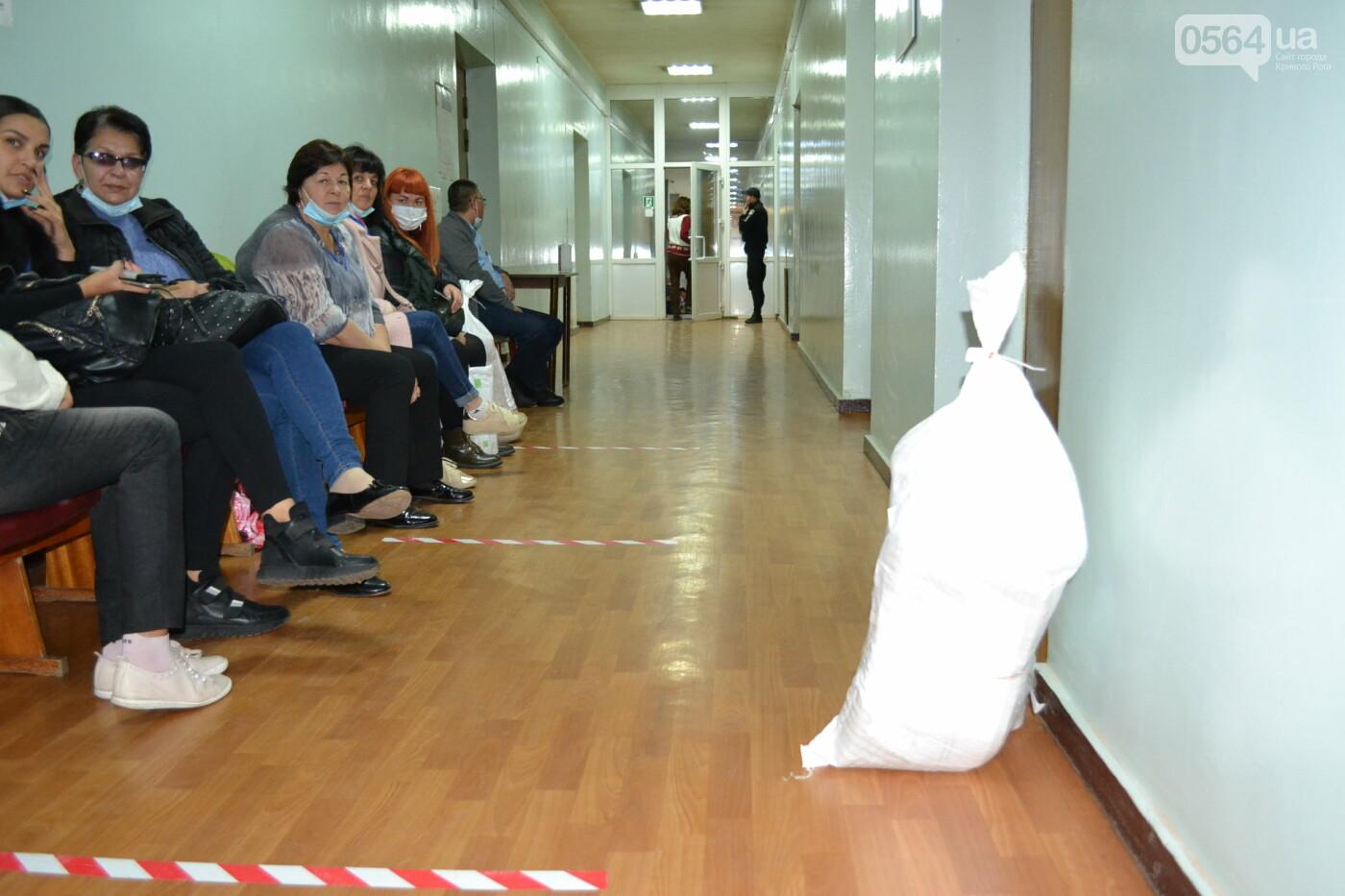 Криворожская ГИК приняла более 72% протоколов по выборам депутатов облсовета, - ФОТО, фото-19