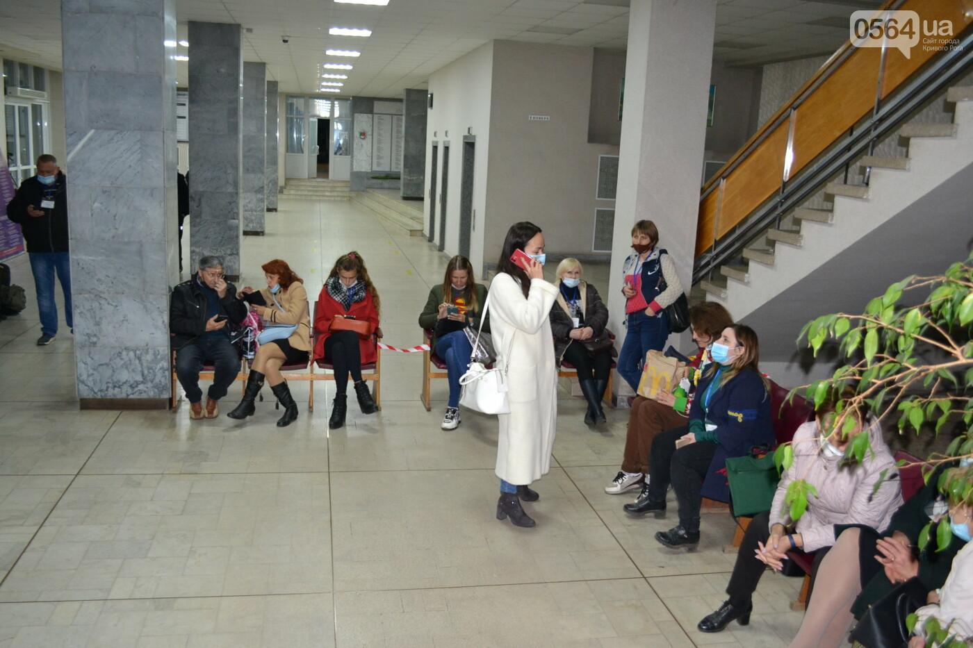 Криворожская ГИК приняла более 72% протоколов по выборам депутатов облсовета, - ФОТО, фото-20