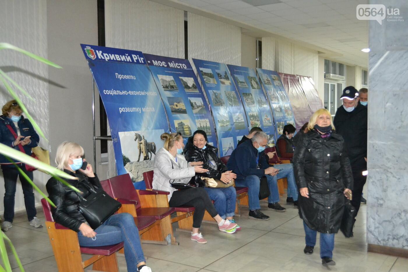 Криворожская ГИК приняла более 72% протоколов по выборам депутатов облсовета, - ФОТО, фото-21