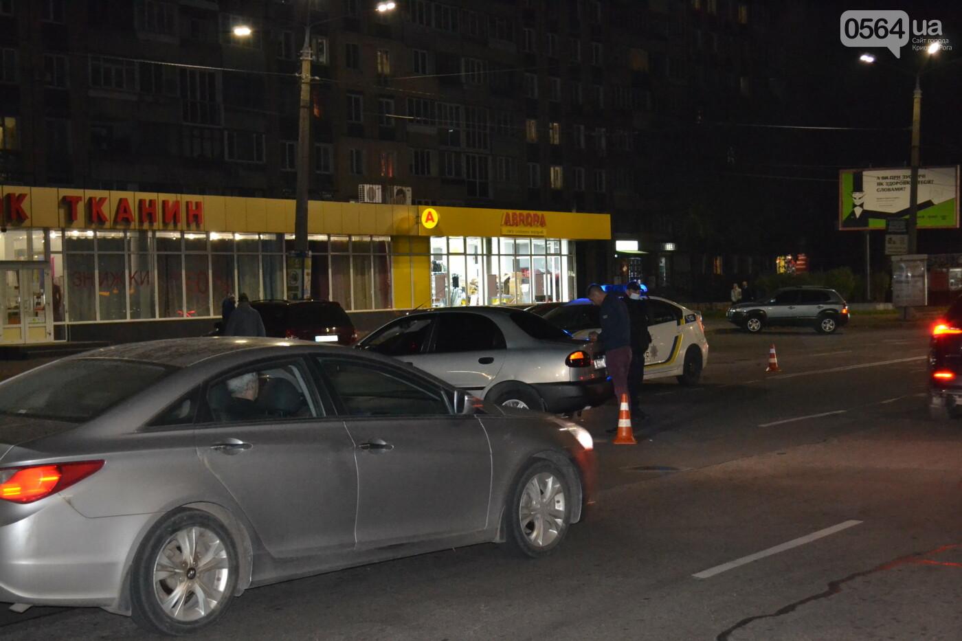 На проспекте Мира в Кривом Роге столкнулись Lanos и Kia, - ФОТО, ВИДЕО, фото-5