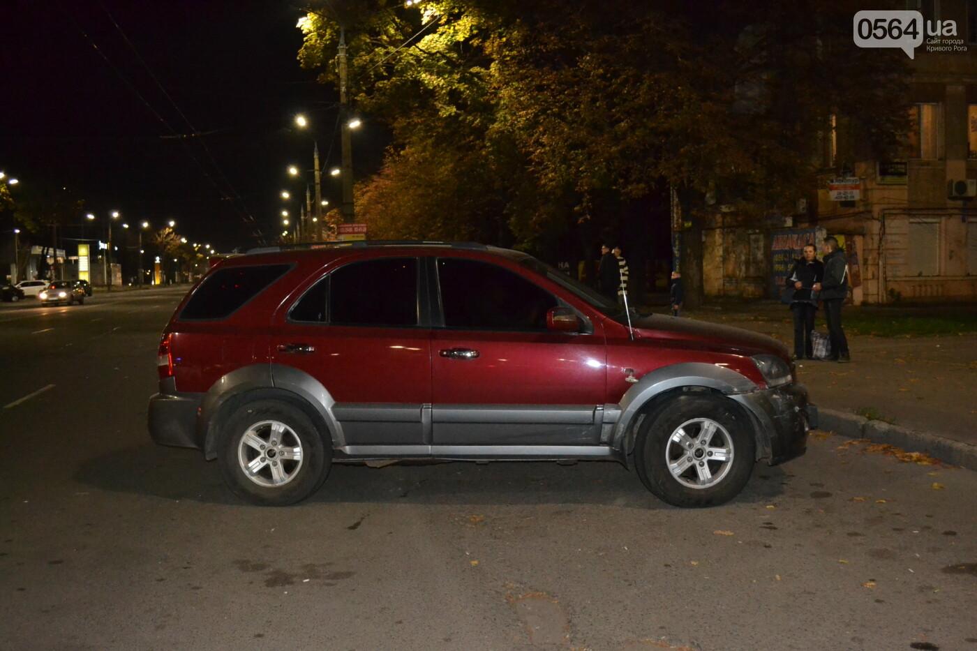 На проспекте Мира в Кривом Роге столкнулись Lanos и Kia, - ФОТО, ВИДЕО, фото-17