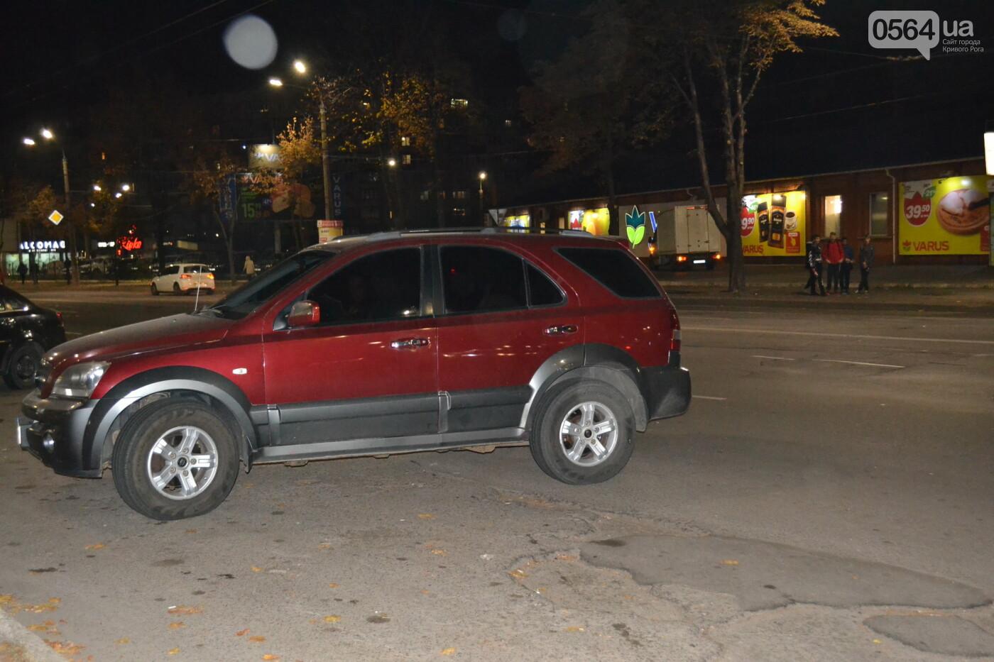 На проспекте Мира в Кривом Роге столкнулись Lanos и Kia, - ФОТО, ВИДЕО, фото-19