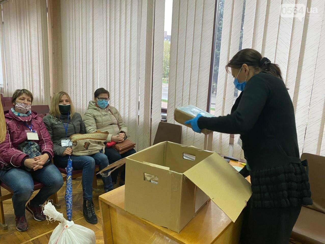 Криворожская ТИК приняла решение о повторном подсчете голосов на 5 избирательных участках, - ФОТО, ВИДЕО , фото-7
