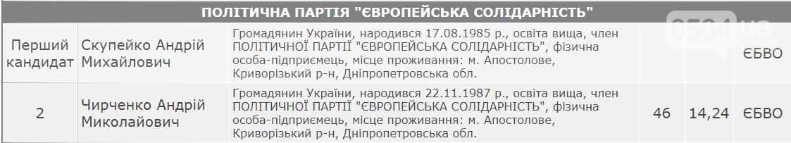 У кого будет большинство в горсовете Апостолово Криворожского района, - ОФИЦИАЛЬНЫЕ РЕЗУЛЬТАТЫ , фото-7