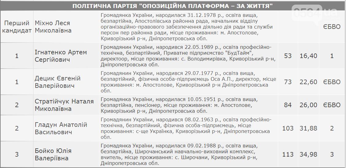 У кого будет большинство в горсовете Апостолово Криворожского района, - ОФИЦИАЛЬНЫЕ РЕЗУЛЬТАТЫ , фото-1