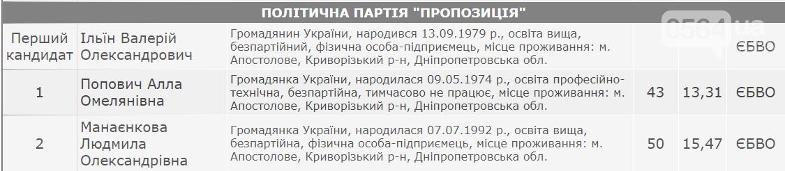 У кого будет большинство в горсовете Апостолово Криворожского района, - ОФИЦИАЛЬНЫЕ РЕЗУЛЬТАТЫ , фото-3