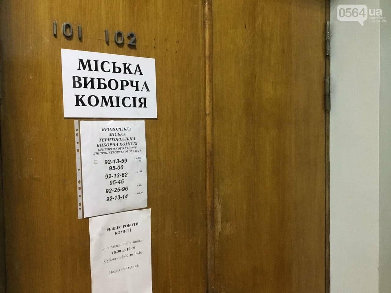 В Кривом Роге проходит заседание ГИК, - ПРЯМАЯ ТРАНСЛЯЦИЯ, фото-1