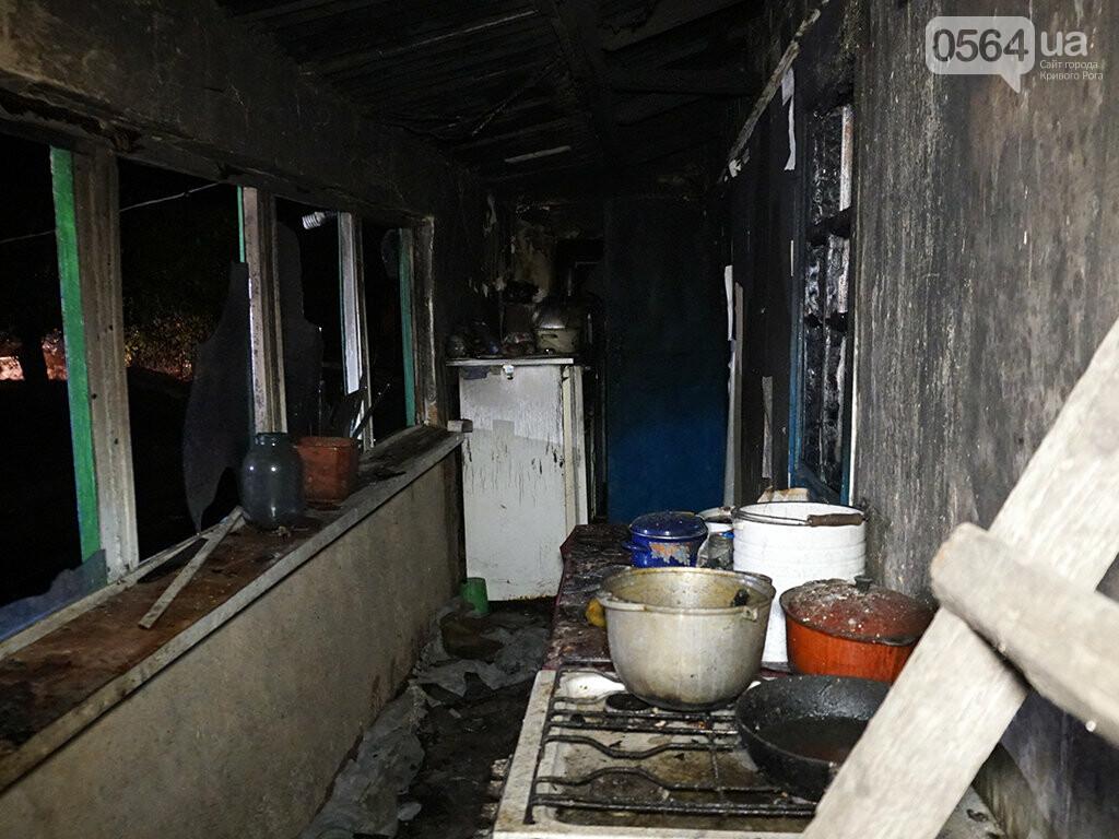 Трагедия на Днепропетровщине: трое детей погибли во время пожара в частном доме, - ФОТО, ВИДЕО , фото-8