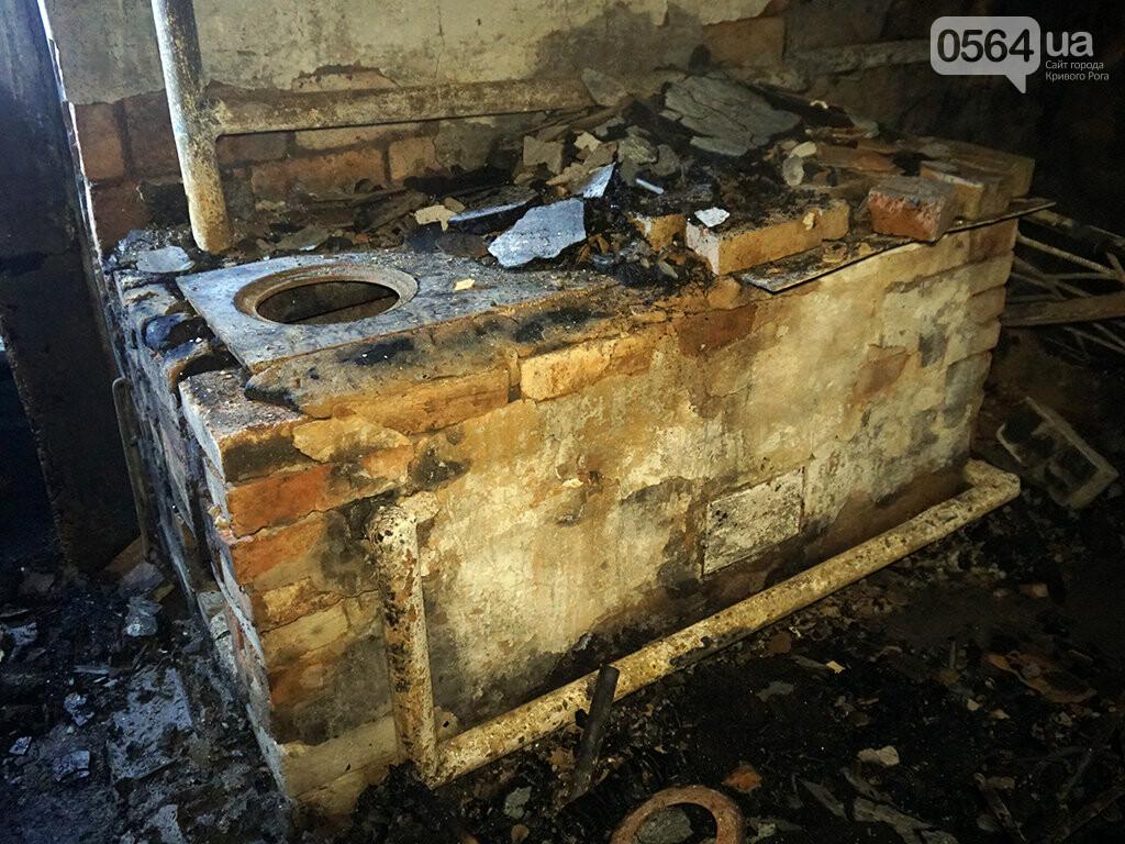Трагедия на Днепропетровщине: трое детей погибли во время пожара в частном доме, - ФОТО, ВИДЕО , фото-1