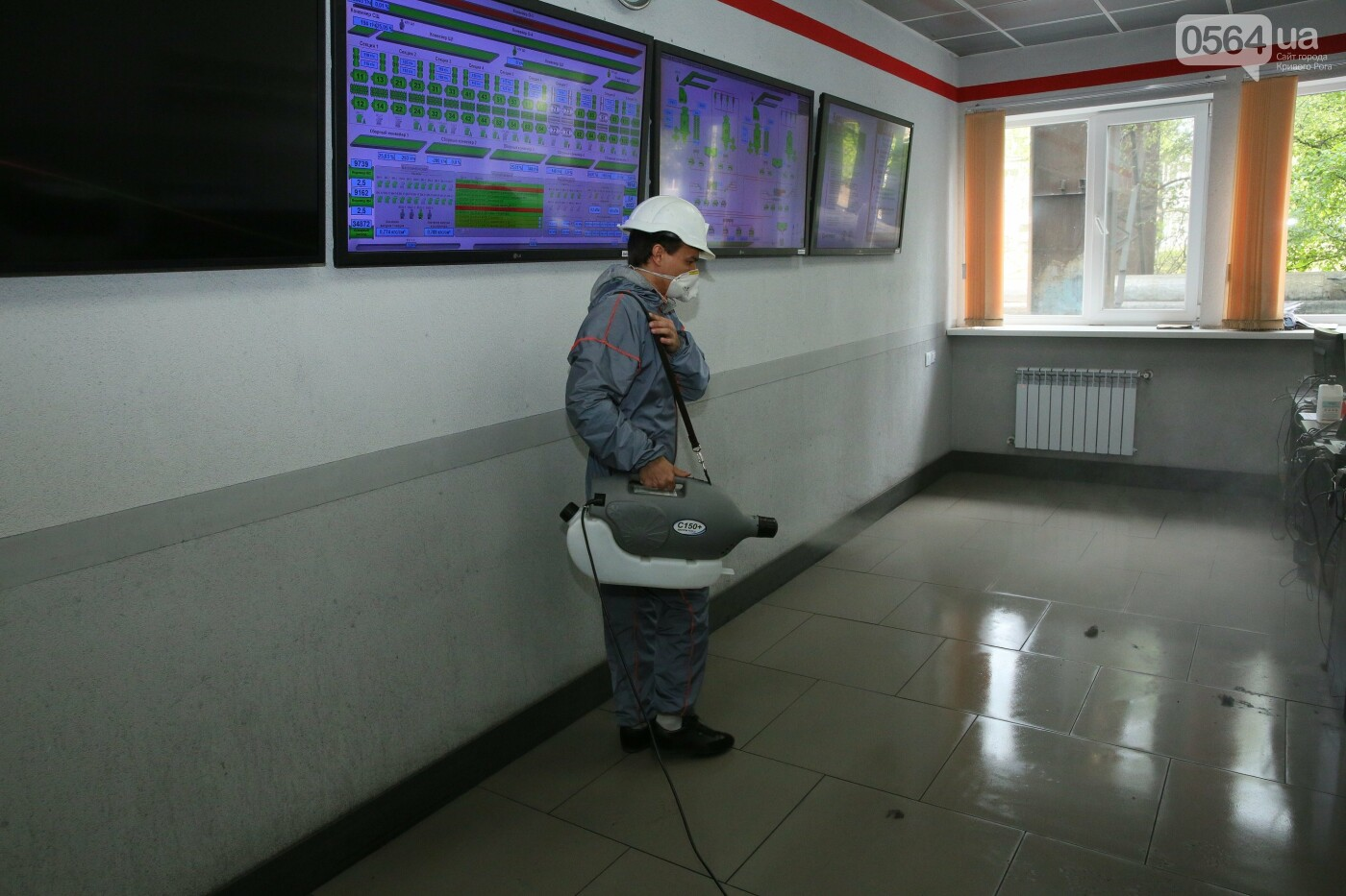 Компанія Метінвест своєчасно забезпечує співробітників засобами індивідуального захисту, фото-4