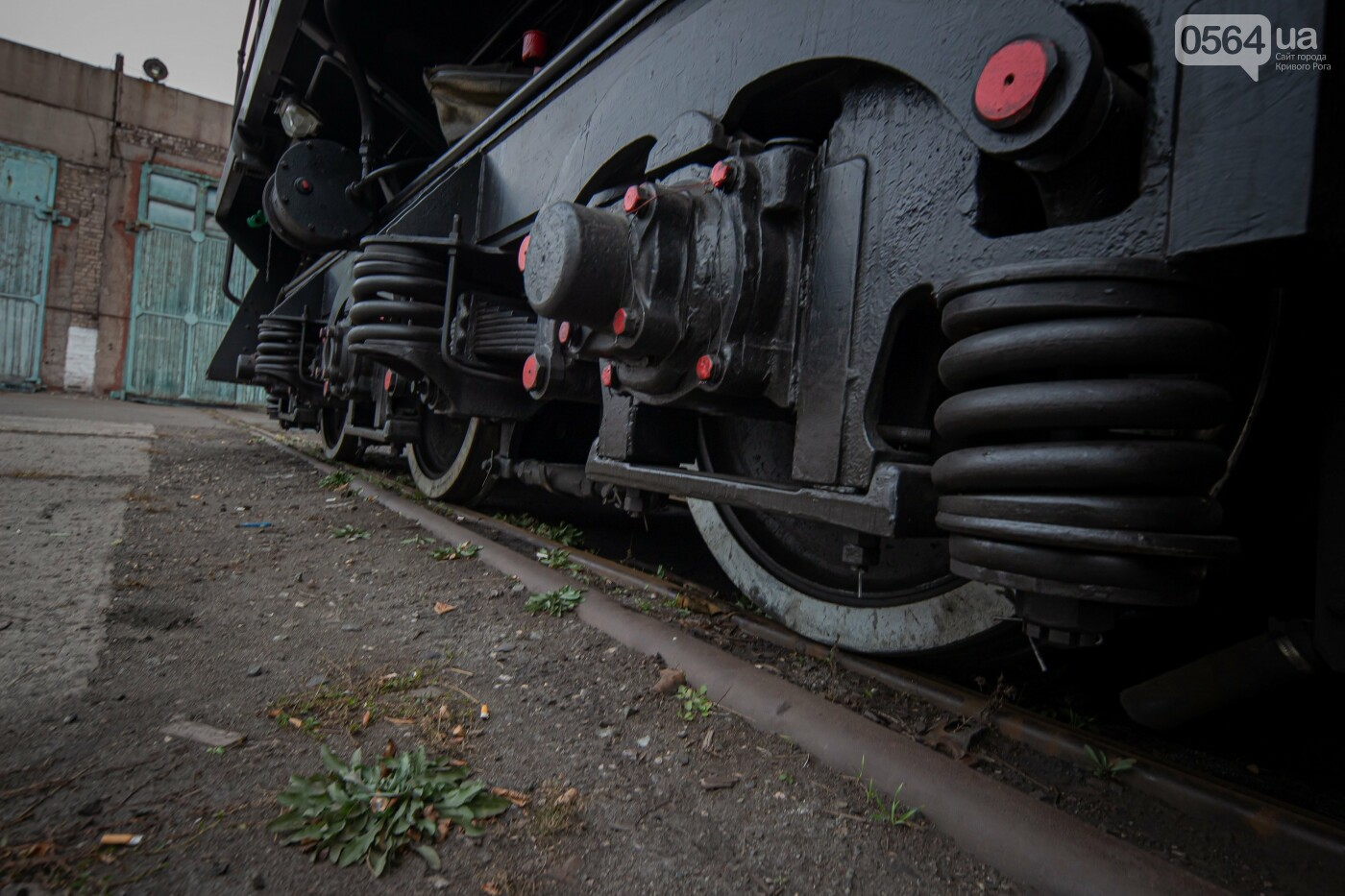 Метинвест восстанавливает железнодорожную технику на Северном ГОКе , фото-2