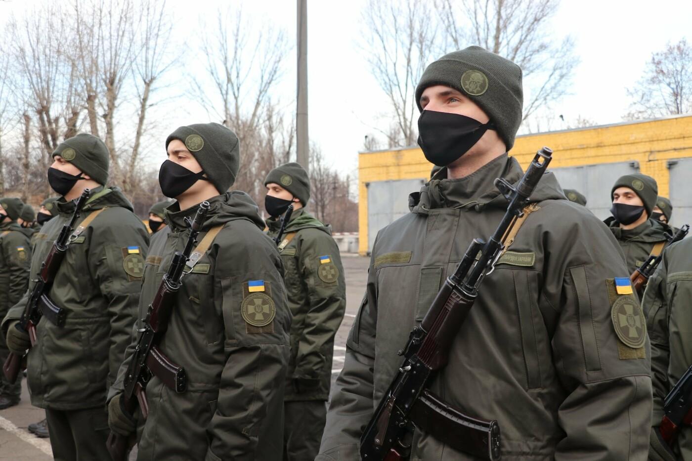 В Криворожской бригаде 46 военнослужащих присягнули на верность украинскому народу, - ФОТО, ВИДЕО , фото-18