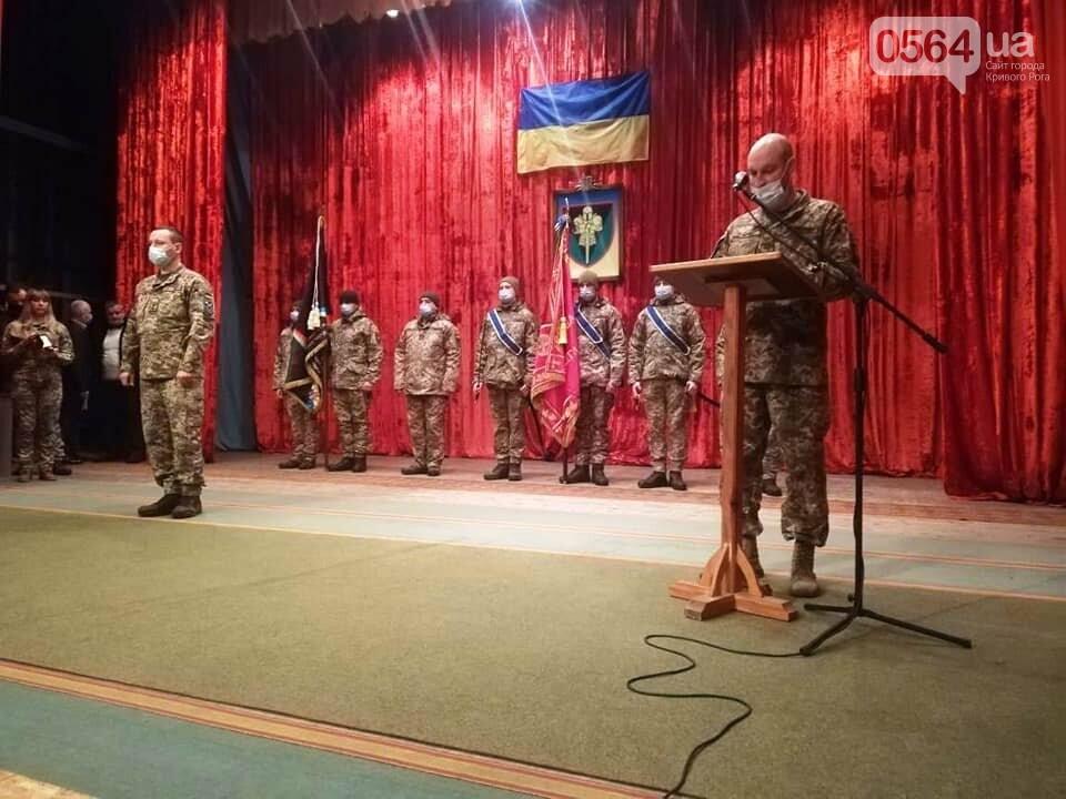 В пункт постоянной дислокации вернулись пехотинцы Криворожской танковой бригады, - ФОТО , фото-8