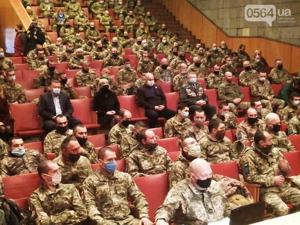 В пункт постоянной дислокации вернулись пехотинцы Криворожской танковой бригады, - ФОТО , фото-1