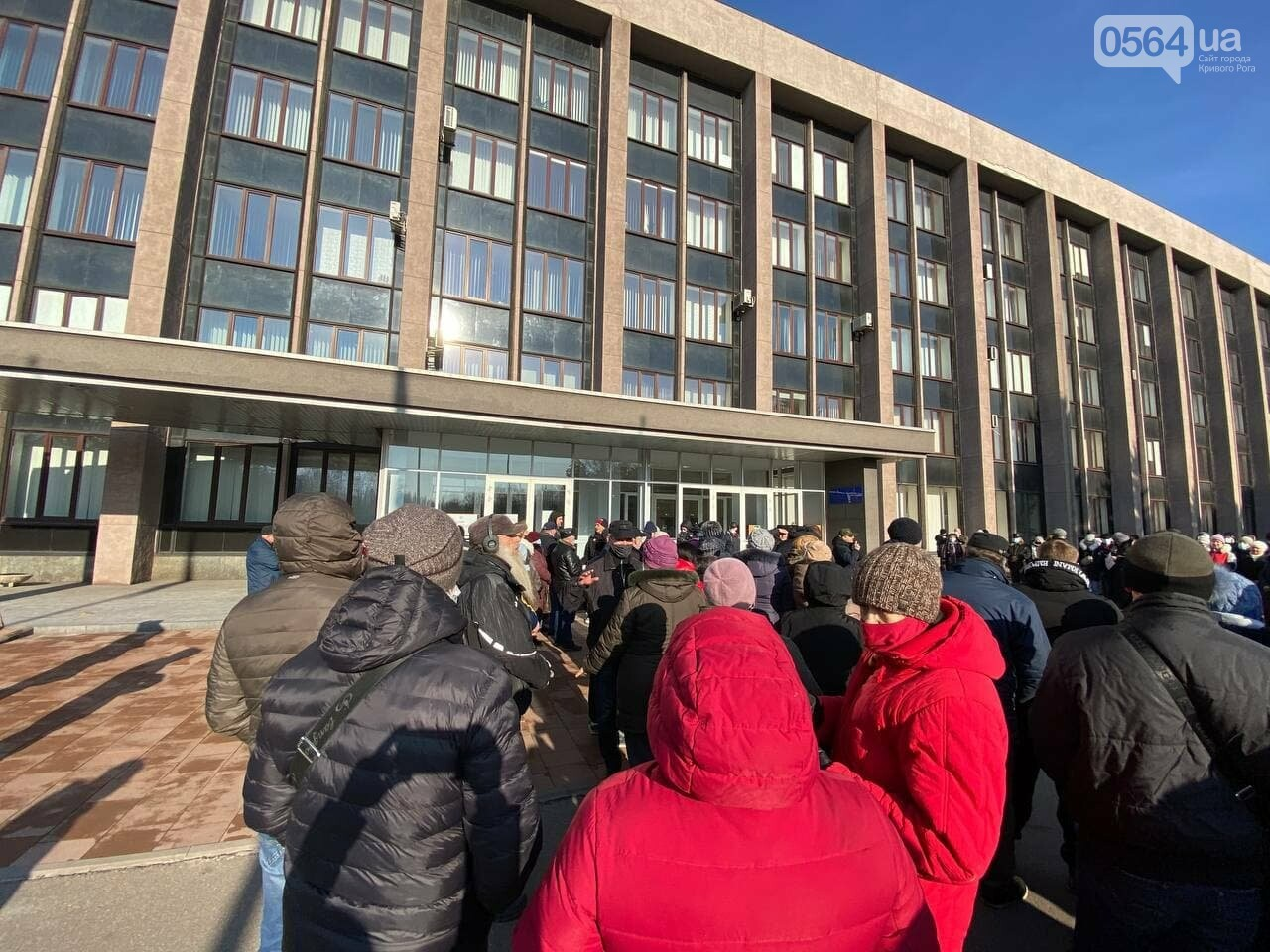 "Криворожане вышли на митинг против ""тарифного геноцида"", - ФОТО, ВИДЕО (ДОПОЛНЕНО), фото-14"