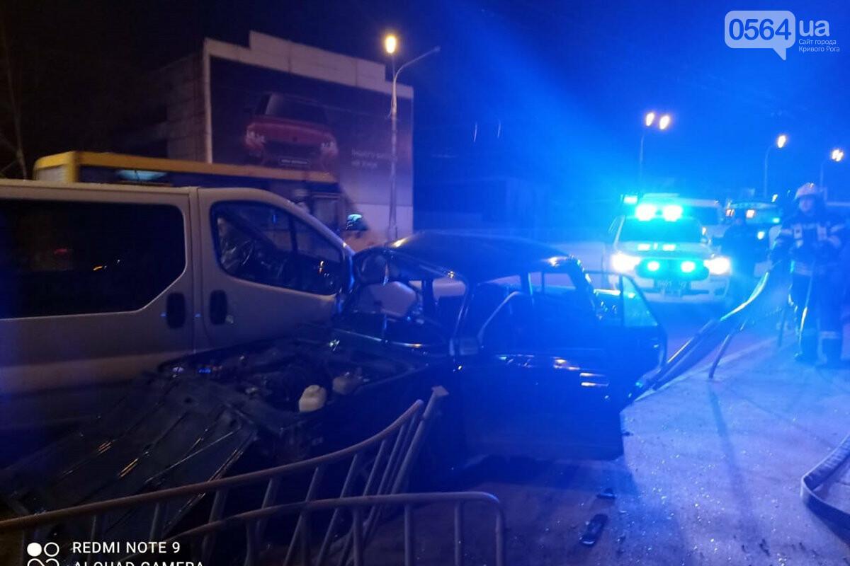 Спасатели ликвидировали последствия ДТП в Кривом Роге, - ФОТО , фото-2