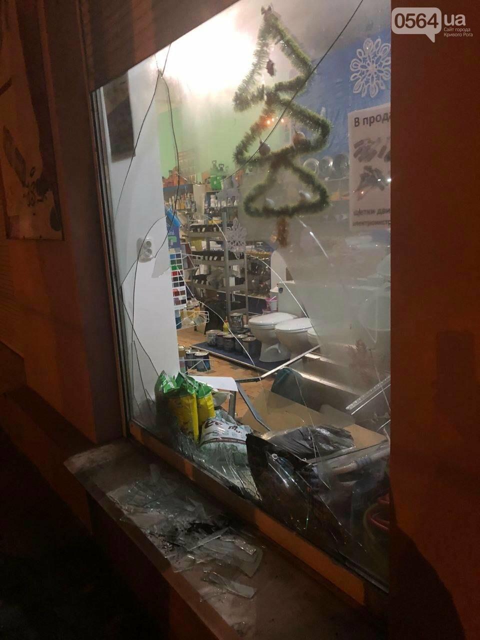 Двое криворожских рецидивистов пытались вынести из магазина товара на 7 тысяч, - ФОТО , фото-2