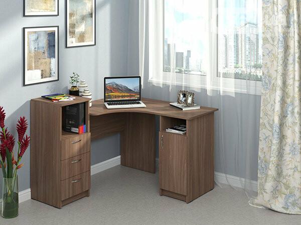 5 распространенных видов компьютерных столов, фото-2