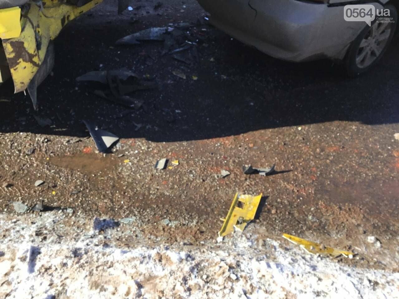 ДТП в Кривом Роге: из-за столкновения фуры с легковушкой последнюю развернуло под удар другого большегруза, - ФОТО, фото-18