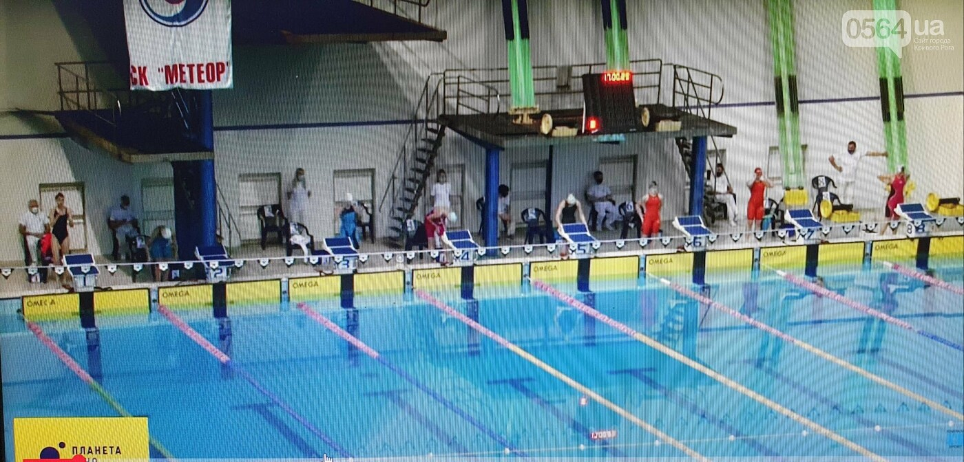 Криворожские пловцы привезли с Зимнего чемпионата Украины 6 медалей, - ФОТО , фото-3