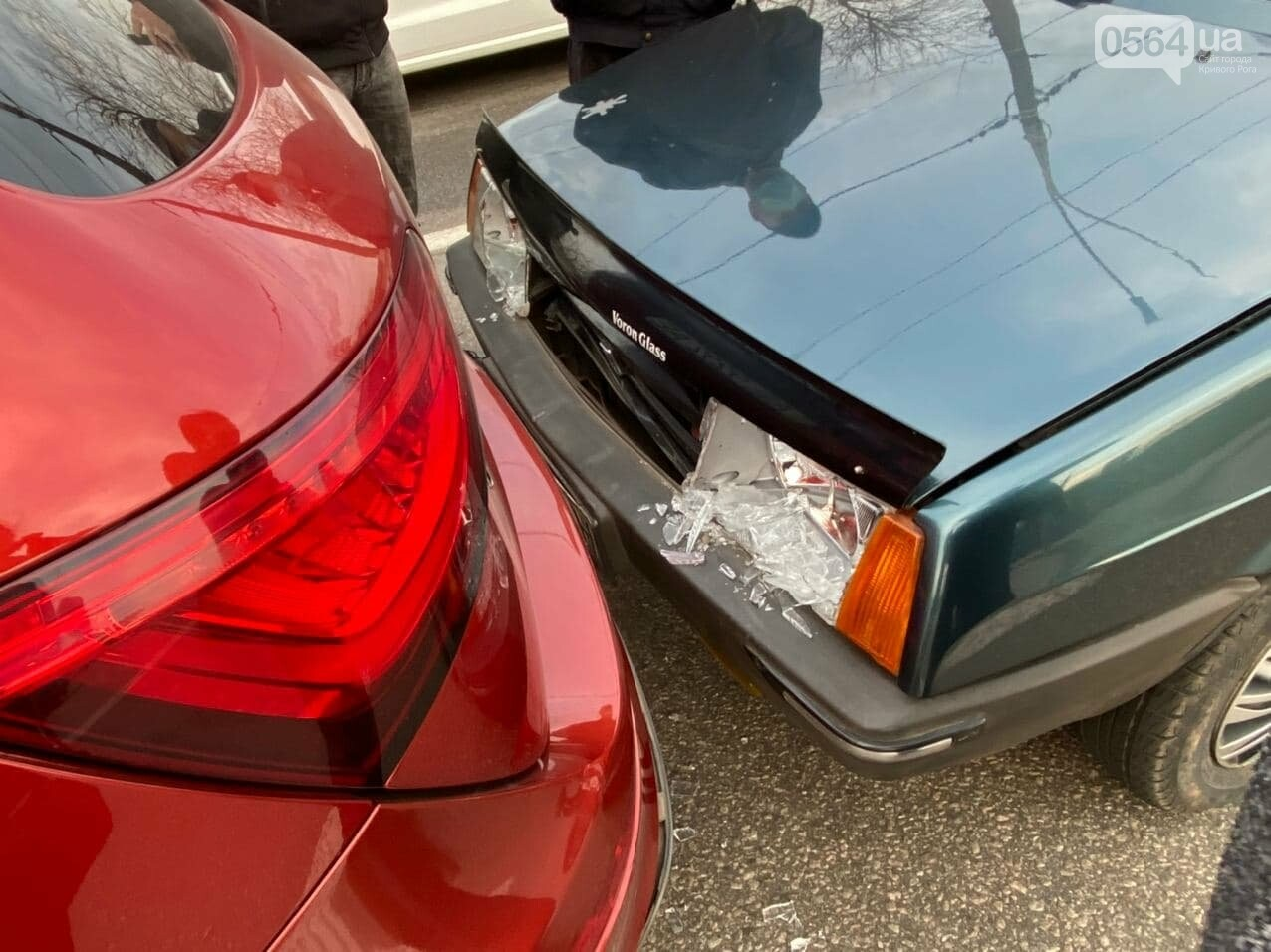 5 машин разбились в ДТП в Кривом Роге, - ФОТО, фото-2