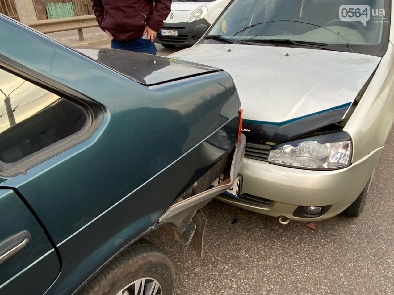 5 машин разбились в ДТП в Кривом Роге, - ФОТО, фото-4