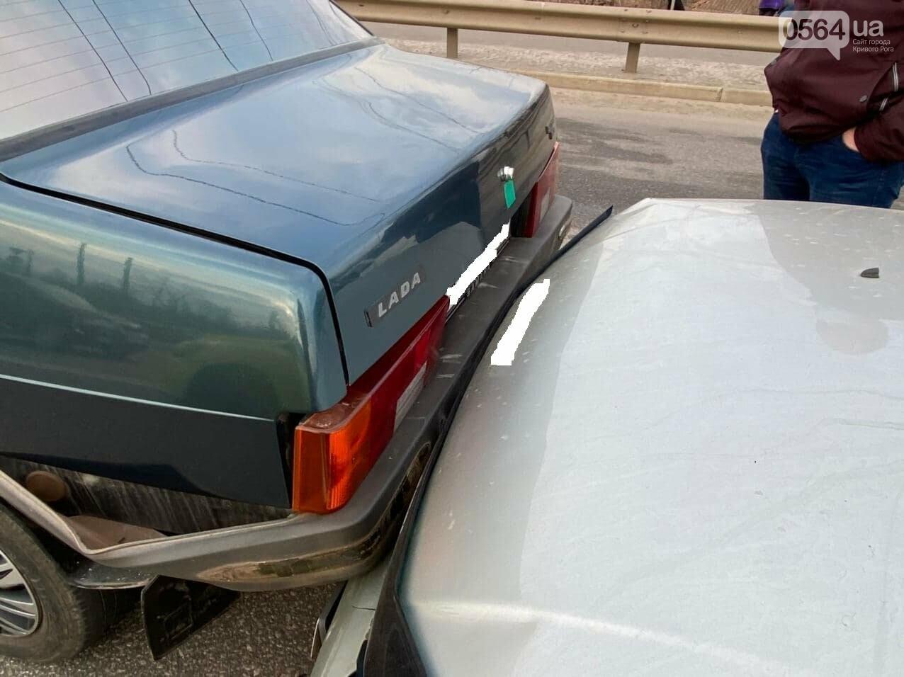 5 машин разбились в ДТП в Кривом Роге, - ФОТО, фото-6