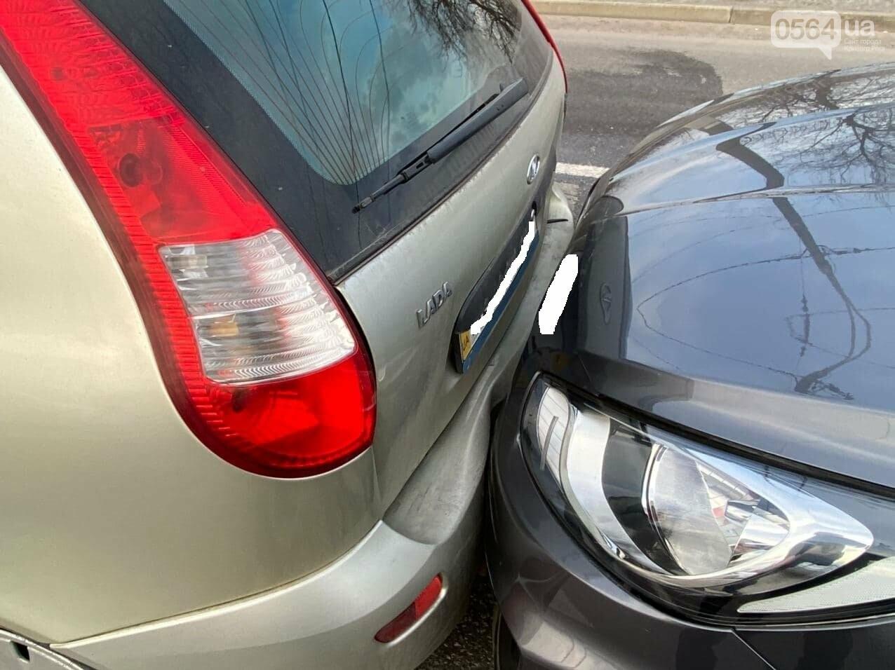 5 машин разбились в ДТП в Кривом Роге, - ФОТО, фото-5